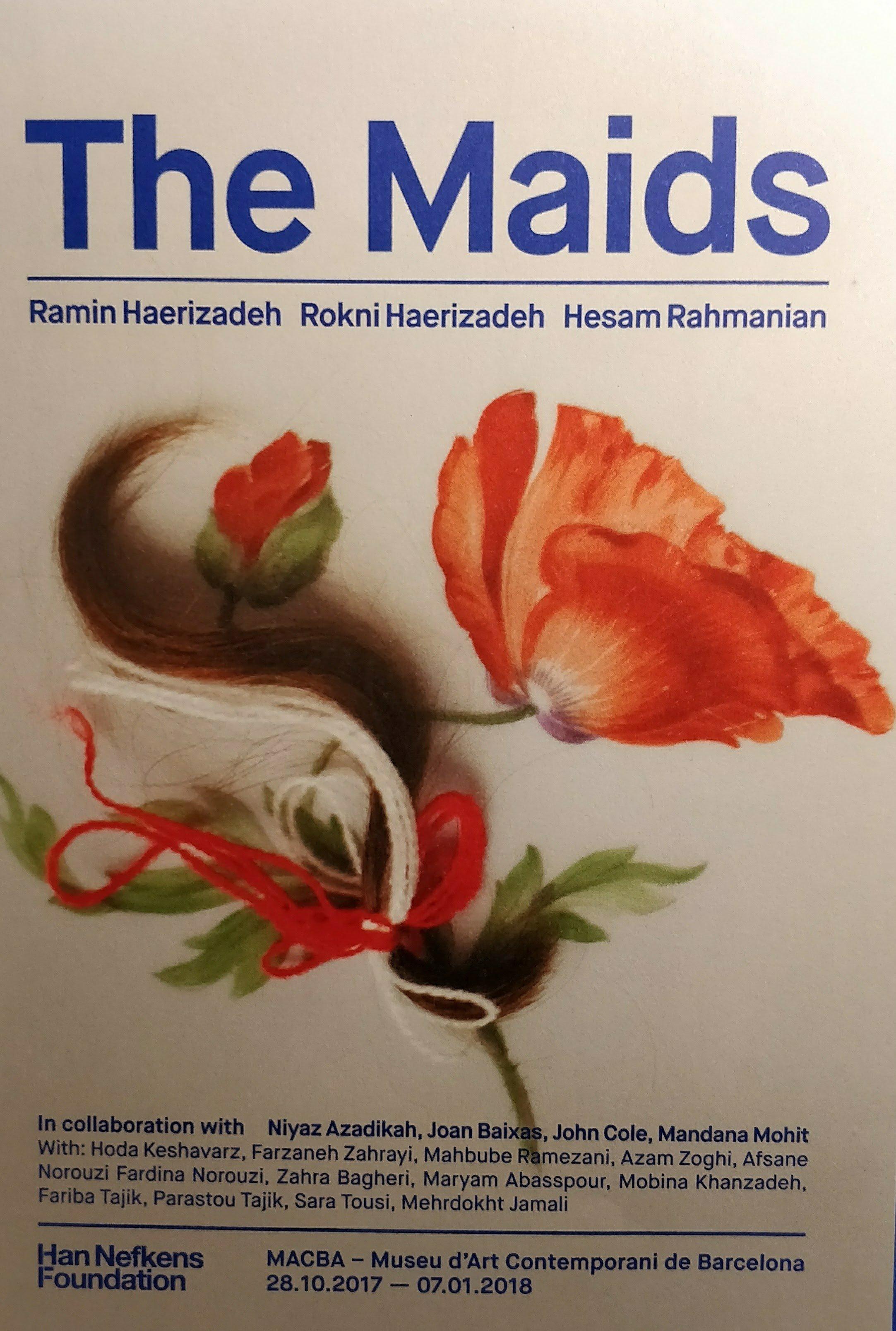 Exposición The Maids (Las Criadas) en Museo de Arte Contemporáneo de Barcelona (MACBA)